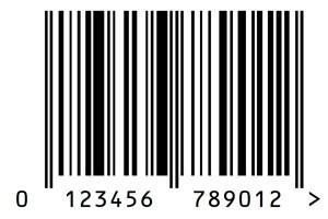 How many barcodes